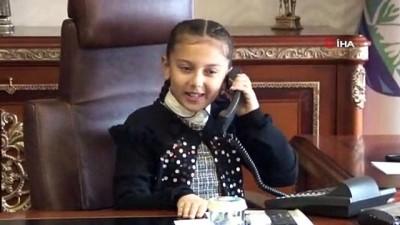 makam koltugu -  Temsili Rize Valisi Hanzade; 'Vali olabilirim, güzel işmiş'  Videosu