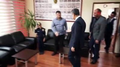 makam koltugu -  Türkiye'nin ilk Roman Emniyet Müdürü Balıkesir'de Videosu