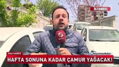 Hafta sonuna kadar İstanbul'a çamur yağacak