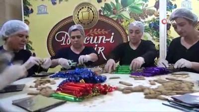 hindistan cevizi -  Şifa dağıtacak 6 ton mesir macununun duası yapıldı