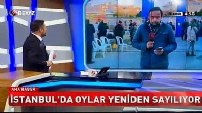 İstanbul'da oylar yeniden sayılıyor