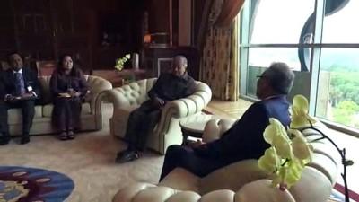 Mahathir, D-8 Genel Sekreteri Ku Jaafar ile görüştü - KUALA LUMPUR