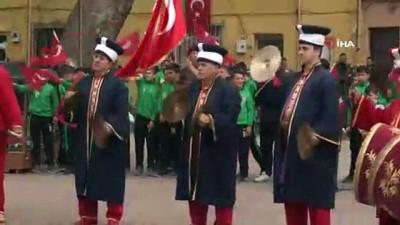 fetih coskusu -  Bursa'da fetih coşkusu