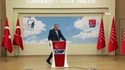 CHP Genel Başkan Yardımcısı ve Parti Sözcüsü Faik Öztrak: 'Ülkemizde seçim ve itiraz sürecinin güvencesi YSK'dır'