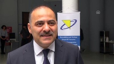 Bosna Hersek-Türkiye Ortak Bilgi İletişim Teknolojileri Forumu - SARAYBOSNA
