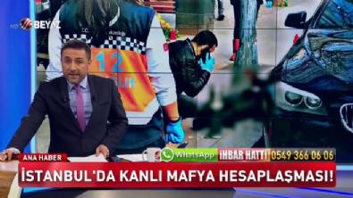 İstanbul'da kanlı mafya hesaplaşması
