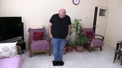 uykusuzluk - Bir yılda 108 kilo zayıfladı - MERSİN