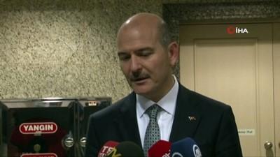 istihbarat birimleri -  Bakan Soylu: 'DEAŞ son 2 buçuk, 3 yıldır hiç olmadığı kadar hareketli Türkiye içerisinde'