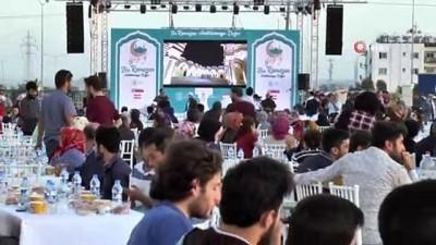 """- Cumhurbaşkanı Yardımcısı Oktay KKTC'de iftara katıldı - Cumhurbaşkanı Yardımcısı Oktay: - """"Rum tarafının Kıbrıs Türkü'nü hiçe sayan yaklaşımlarına göz yummayacağız"""""""