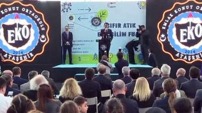 Bakan Kurum: 'Plastik poşet kullanımında yüzde 75 azalma gördük' - İSTANBUL