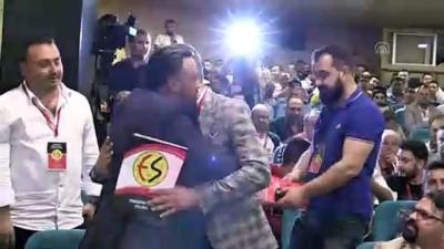 secimin ardindan - Eskişehirspor Kulübünün olağanüstü genel kurulu yapıldı - ESKİŞEHİR
