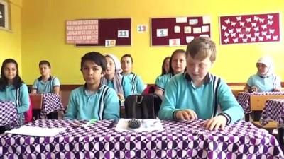 'Teacherman' ile İngilizce öğrenmek 'çocuk işi' (1) - SAKARYA