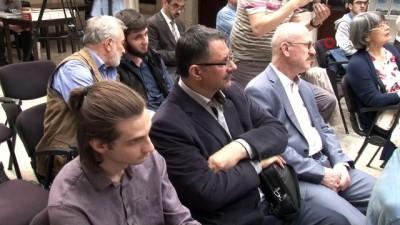 Doç. Dr. Abdulhamit Avşar, 'Kafkas İslam Ordusu, Yitik Neslik Öyküsü' kitabını tanıttı