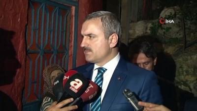 secimin ardindan -  AK Parti İstanbul İl Başkanı Şenocak'tan seçimlerin yenilenmesine ilişkin açıklama