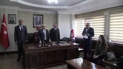 Devlet Övünç Madalyası Tevcih Töreni - NİĞDE