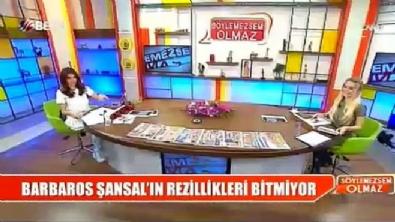 soylemezsem olmaz - Barbaros Şansal, Beyaz Tv'ye saldırdı