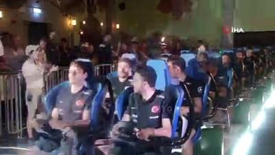 Cengiz Ünder'in coaster korkusu