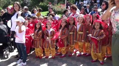 cocuk senligi -  Amasya'da 'Okul Öncesi Çocuk Şenliği' düzenlendi