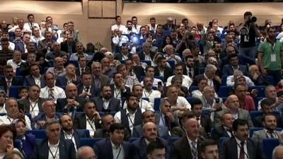 Erdoğan: 'Biz hep dindarının da sekülerinin de gencinin de yaşlısının da temsilcisi olduk' - İSTANBUL