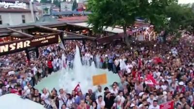 CHP Eyüp mitingi - İmamoğlu/Kılıçdaroğlu - İSTANBUL