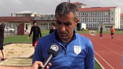 milli atletler - Türk atletler, Azerbaycan'dan madalya ile dönmek istiyor - BOLU