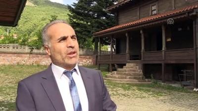 yeni cami - Trabzonlu ustaların Bursa'daki çivisiz eseri yıllara meydan okuyor - BURSA