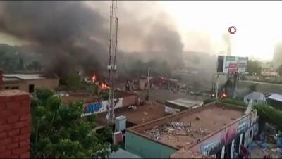 - Sudan'da bilanço artıyor