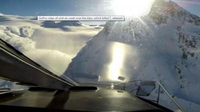 helikopter kaza -  | Yedi kişinin öldüğü iki aracın havada çarpıştığı kazanın görüntüleri ortaya çıktı