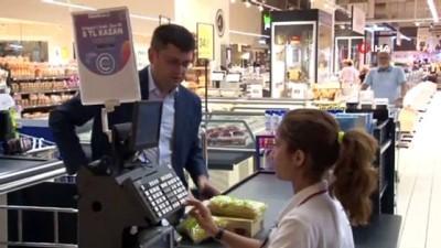 online alisveris -  CarrefourSA ve Chippin'den kolaylık sağlayacak işbirliği