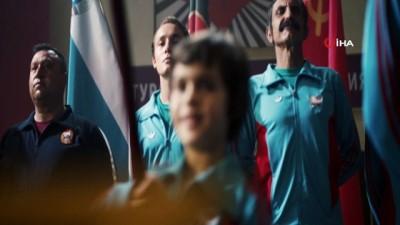 milli halterci -  Naim Süleymanoğlu'na benzerliğiyle dikkatleri çeken genç yetenek