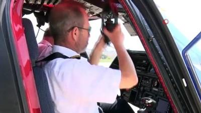 hava taksi -  Mersin'deki 'hava taksi' uçuşlarına yoğun talep