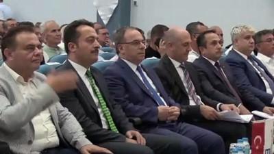 'Türk Madenciliğinde Farkındalık ve Uluslararası Marka Yolculuğu' toplantısı - BİLECİK