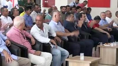 secimin ardindan - Hatayspor'da başkanlığa Nihat Tazearslan seçildi - HATAY