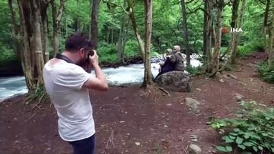 yayla turizmi -  Rize'nin yaylaları gelin ve damatların fotoğraf stüdyosu oldu