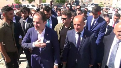 milli gorus -  Yeniden Refah Partisi Genel Başkanı Erbakan Bitlis'te