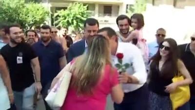secim yarisi - Yunanistan'da halk sandık başında (1) - ATİNA