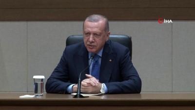 """secimin ardindan -  Cumhurbaşkanı Erdoğan """" Şu anda yolculuk hazırlığı devam ediyor'"""