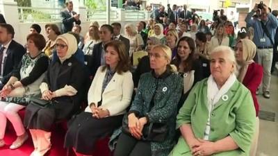 - Emine Erdoğan'dan atölye açılışı