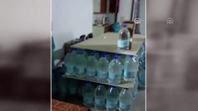 Musluk suyunu 'zemzem' diye satacağı iddiası - ADANA
