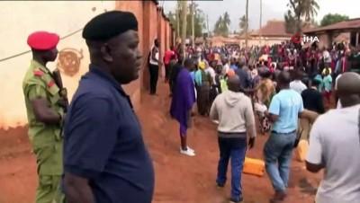 - Tanzanya'da Akaryakıt Kamyonu Patladı: 57 Ölü