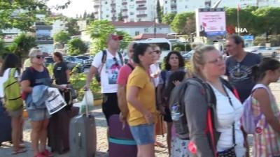 ayvali -  Türk tatilciler Kurban Bayramı'nda da Ege Adaları'ndan vazgeçemedi