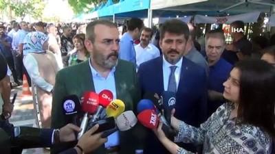 AK Parti'li Ünal: 'Türkiye dayanıklılık testinden başarıyla geçmiştir'