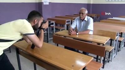 solucan gubresi -  71 yaşında üniversiteli oldu
