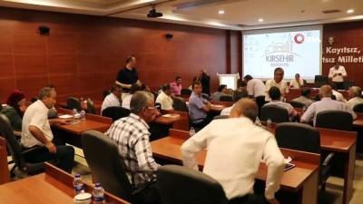 Kırşehir Belediyesinde 13 bankamatik memurunun işine son verildi