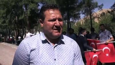 secimin ardindan - Mardin Büyükşehir Belediyesine görevlendirmeye destek - MARDİN