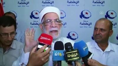 Tunus'ta cumhurbaşkanı adayının gözaltına alınmasına tepki - Abdulfettah Moro - SAFAKS