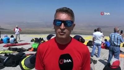 Yamaç Paraşütü Süper Final Test Şampiyonası ilk kez Türkiye'de başlıyor