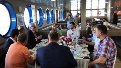 deniz tasimaciligi - Yalovaspor'a dev sponsor