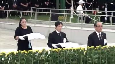 - Atom Bombası Kurbanları Hiroşima'da Anıldı - 74. Yılında Acılar Hala Taze