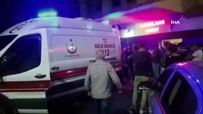 akon -  Bulanık'ta Trafik Kazası: 4 Yaralı